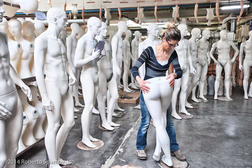 italy, The dummies factory