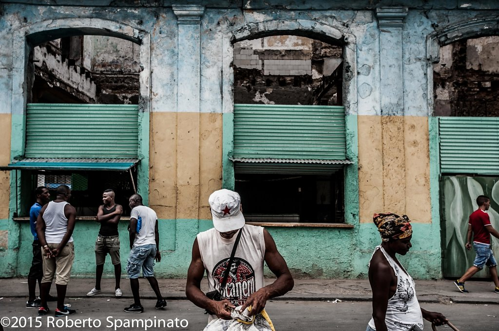 Cuba a cumbersome past for an uncertain future.